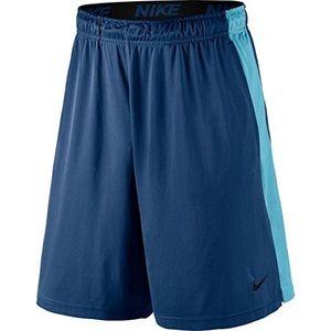 "Nike Men's 9"" training shorts"